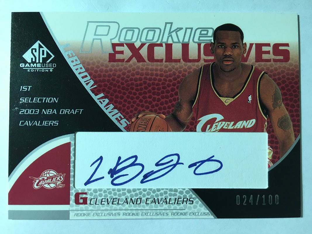 2003-04 Game Used Rookie Exclusive Autographs #1 Lebron Jamesf.jpg