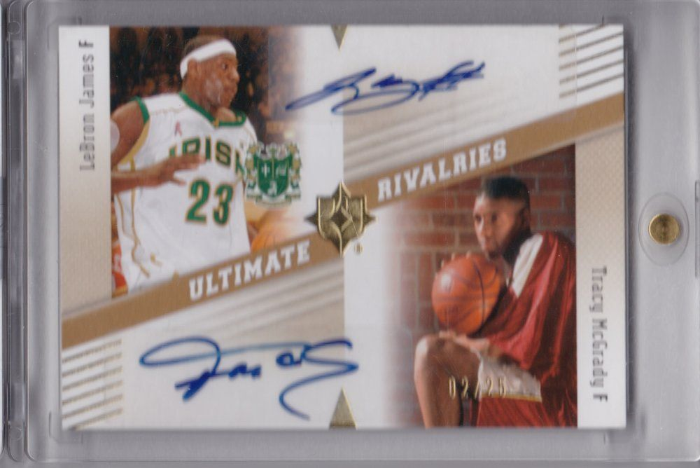 2010 Ultimate Collection Ultimate Rivalries 2-25.jpg
