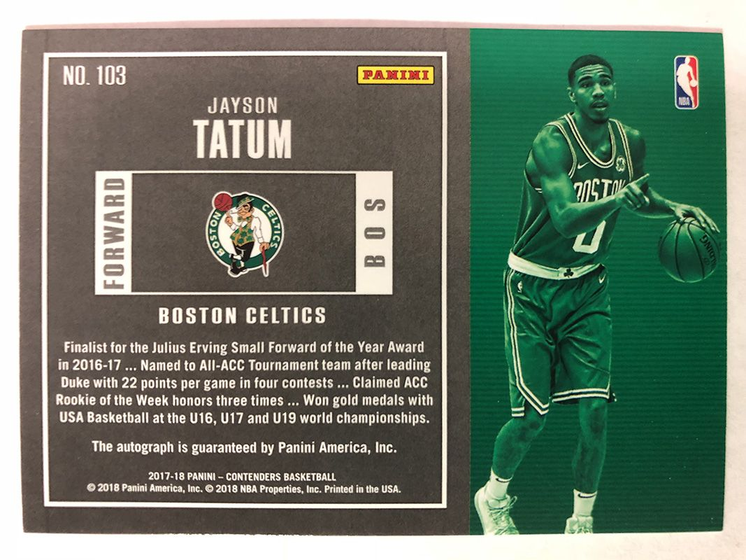 2017-18 Contenders #103 Horizontal Rookie Ticket Cracked Ice Jayson Tatum Autob.jpg