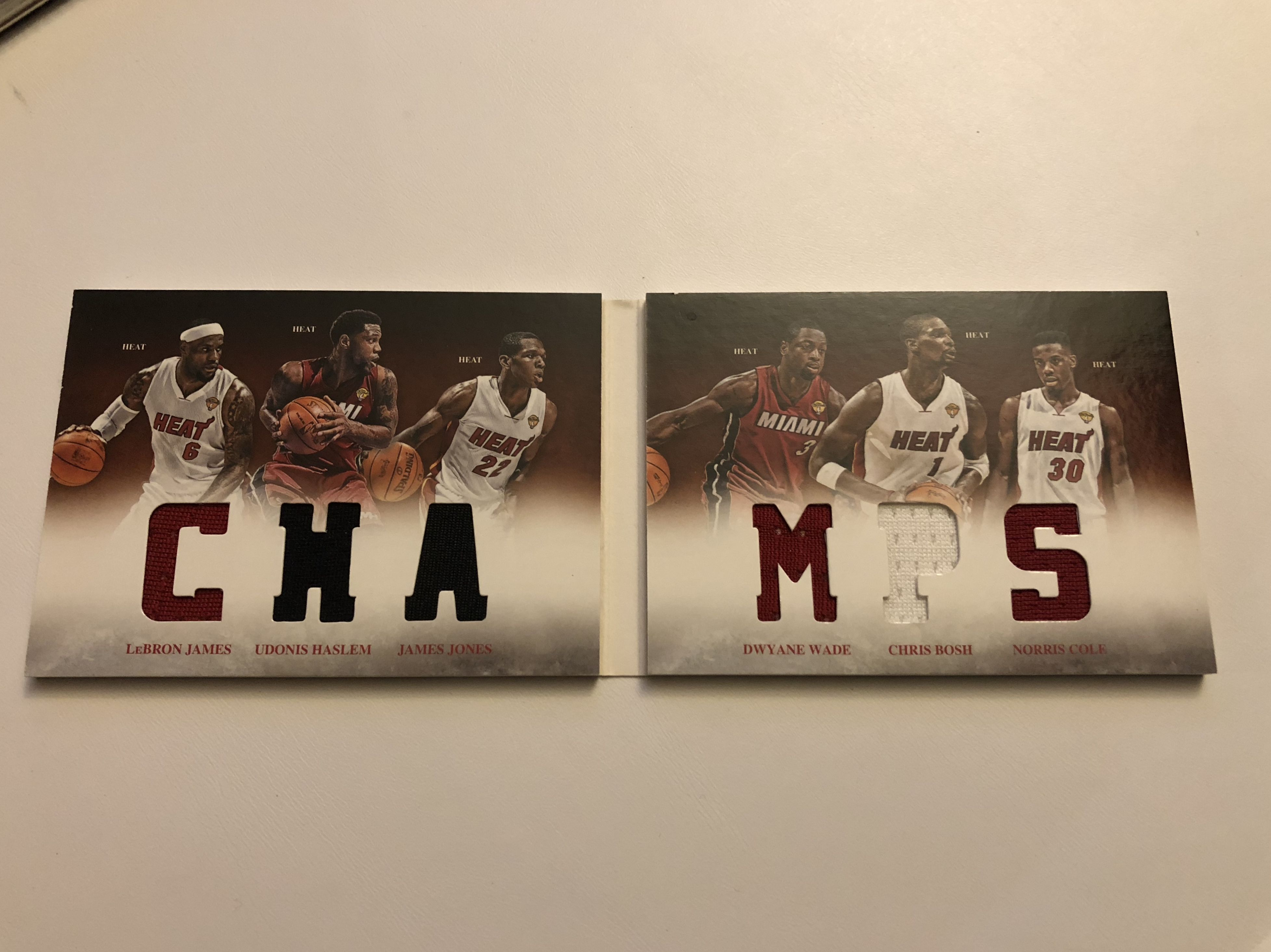 new styles 5aa73 eea1a For Sale - $35 dlvd Miami Lebron James Champs /199 jersey ...