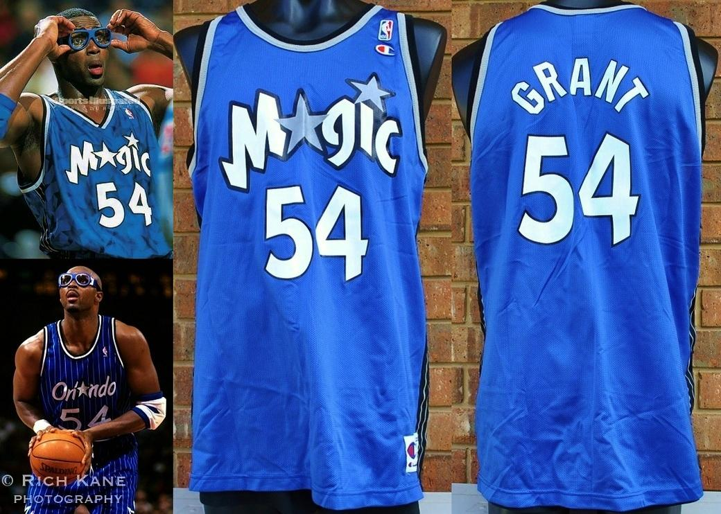 finest selection 865fc 0a904 coupon for horace grant orlando magic jersey edd60 f1990