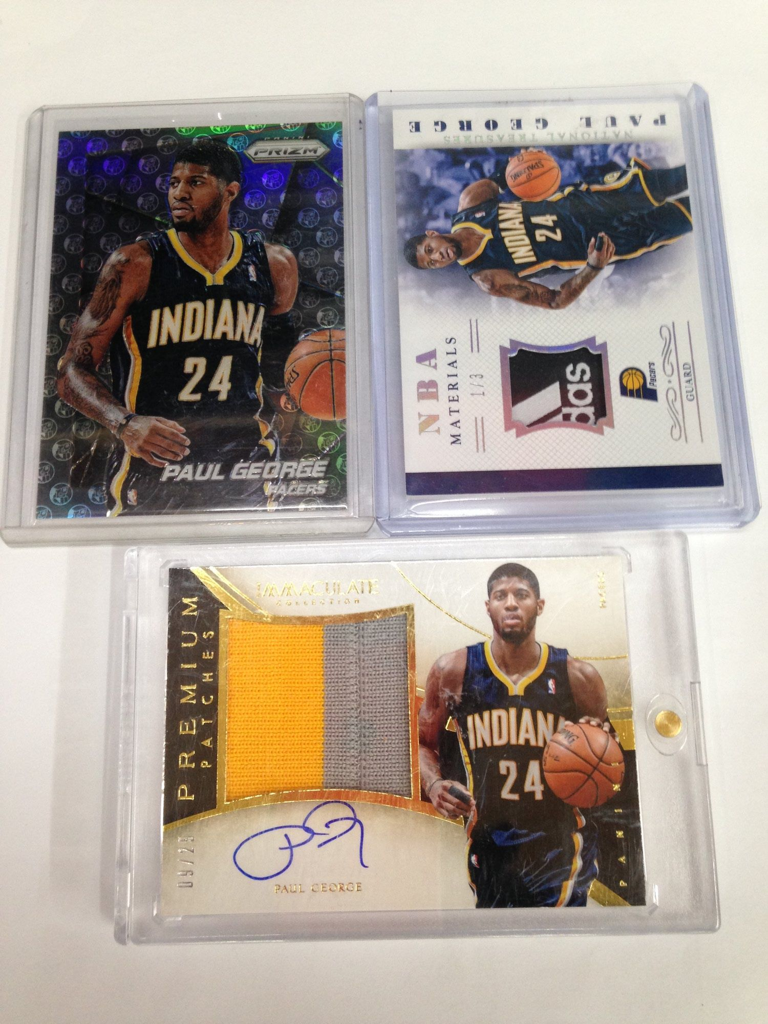 61a425e82496 For Sale For Trade - Paul George collection-- black 1 1
