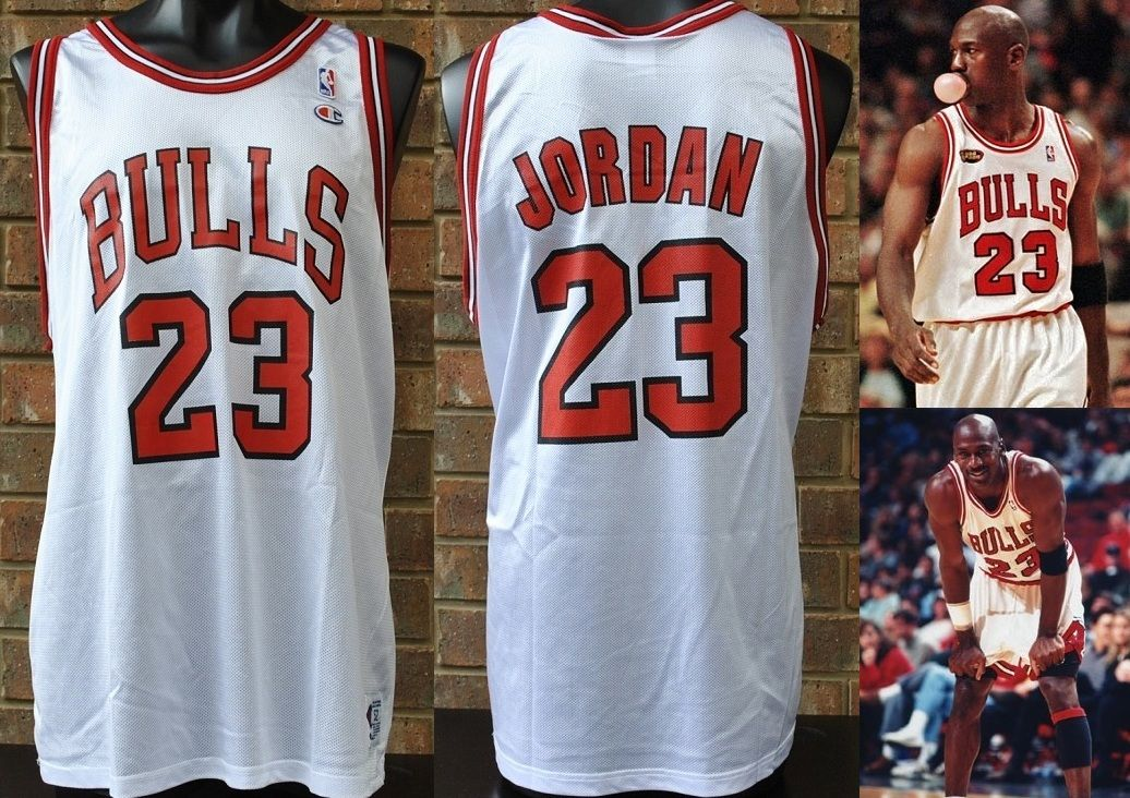 competitive price 9d482 67010 For Sale - PRICES REDUCED!! Vintage/Retro NBA Jerseys ...